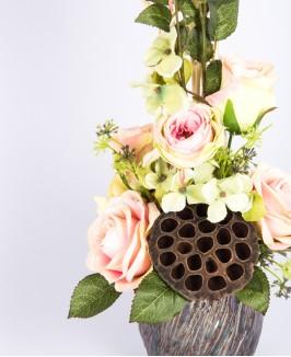 """Gėlių kompozicija """"Miško pasaka"""""""