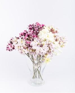 """Dirbtinės gėlės """"Spindintys žiedeliai"""""""