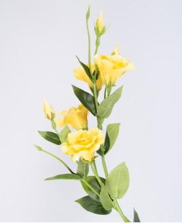 Dirbtinė geltona eustoma