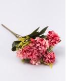 Dirbtinių gėlių puokštelė (mix)