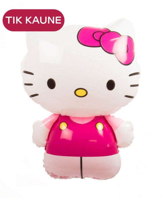 Helio balionas - Hello Kitty