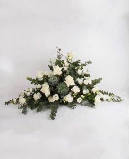 Gedulo gėlių kompozicija