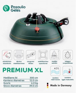 Eglučių stovas Krinner Premium XL