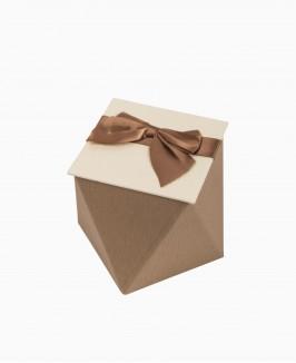 Dovanų dėžutė (ruda)