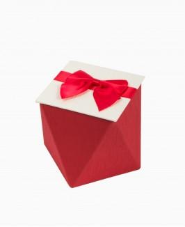 Dovanų dėžutė (raudona)