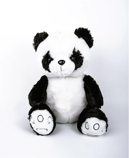 Pliušinis žaislas meškinas panda 40cm