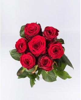 """Rožė vienžiedė """"Red Naomi"""""""