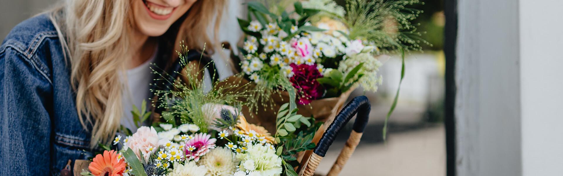 Gėlių pristatymas visoje Lietuvoje! Nustebinkite artimą